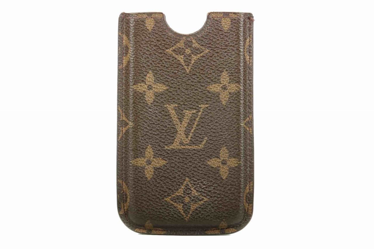 Louis Vuitton Handy Case Monogram Canvas