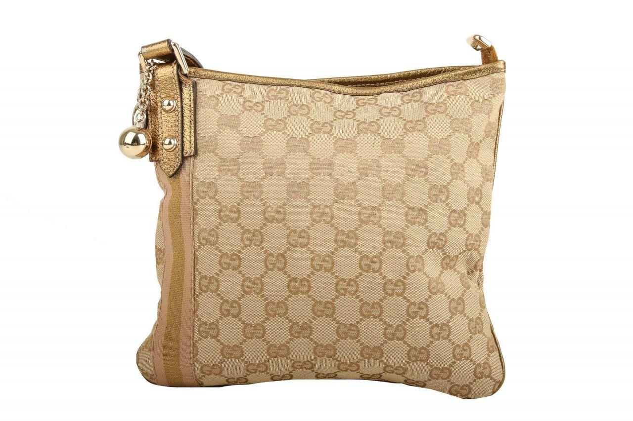 Gucci Handtasche Beige