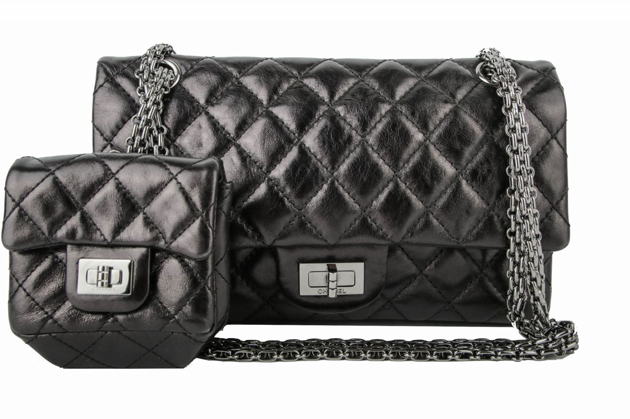 Chanel 2.55 Reissue mit Extra Mini Flap
