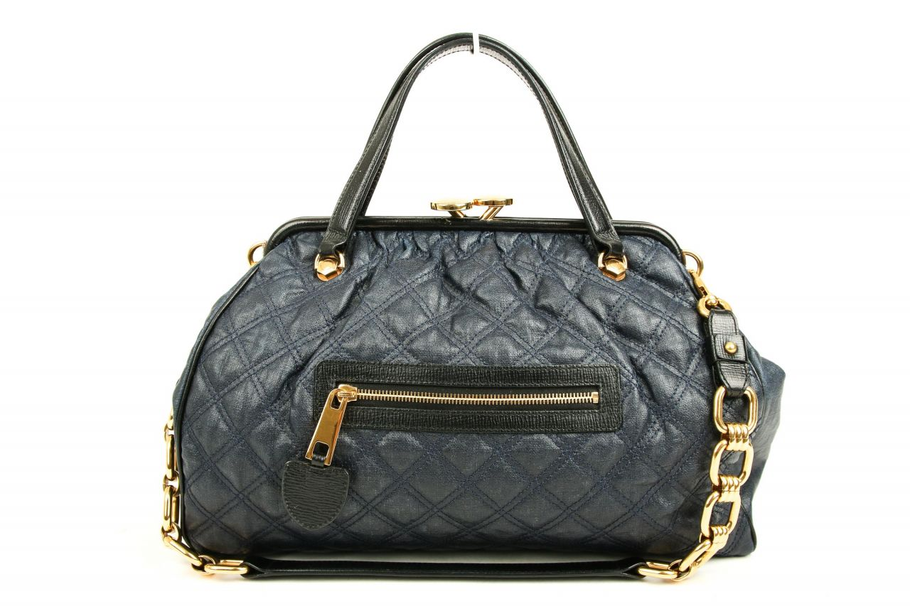 Marc by Marc Jacobs Stam Bag Navy