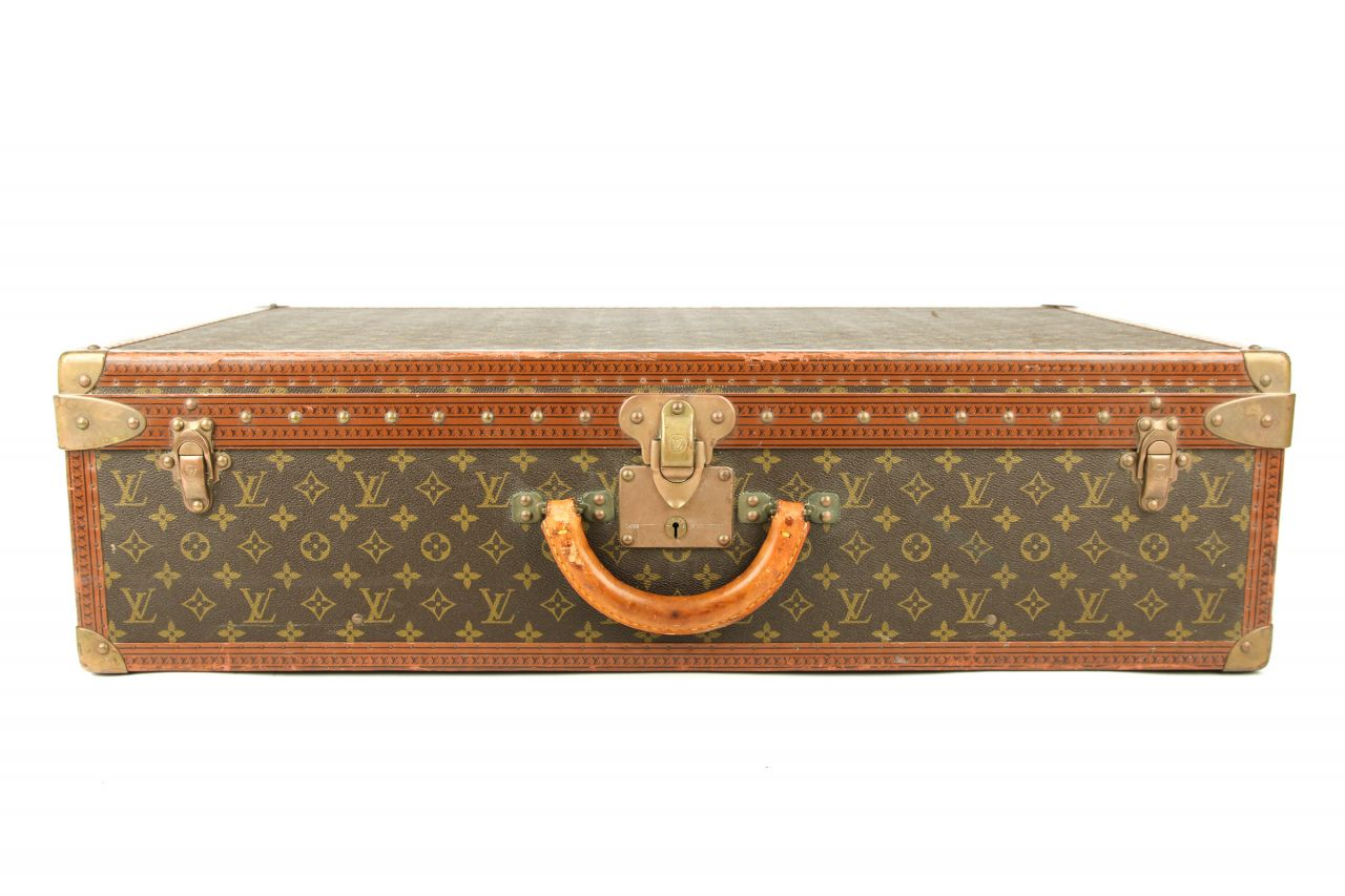 Louis Vuitton Bisten Koffer 80 Monogram Canvas