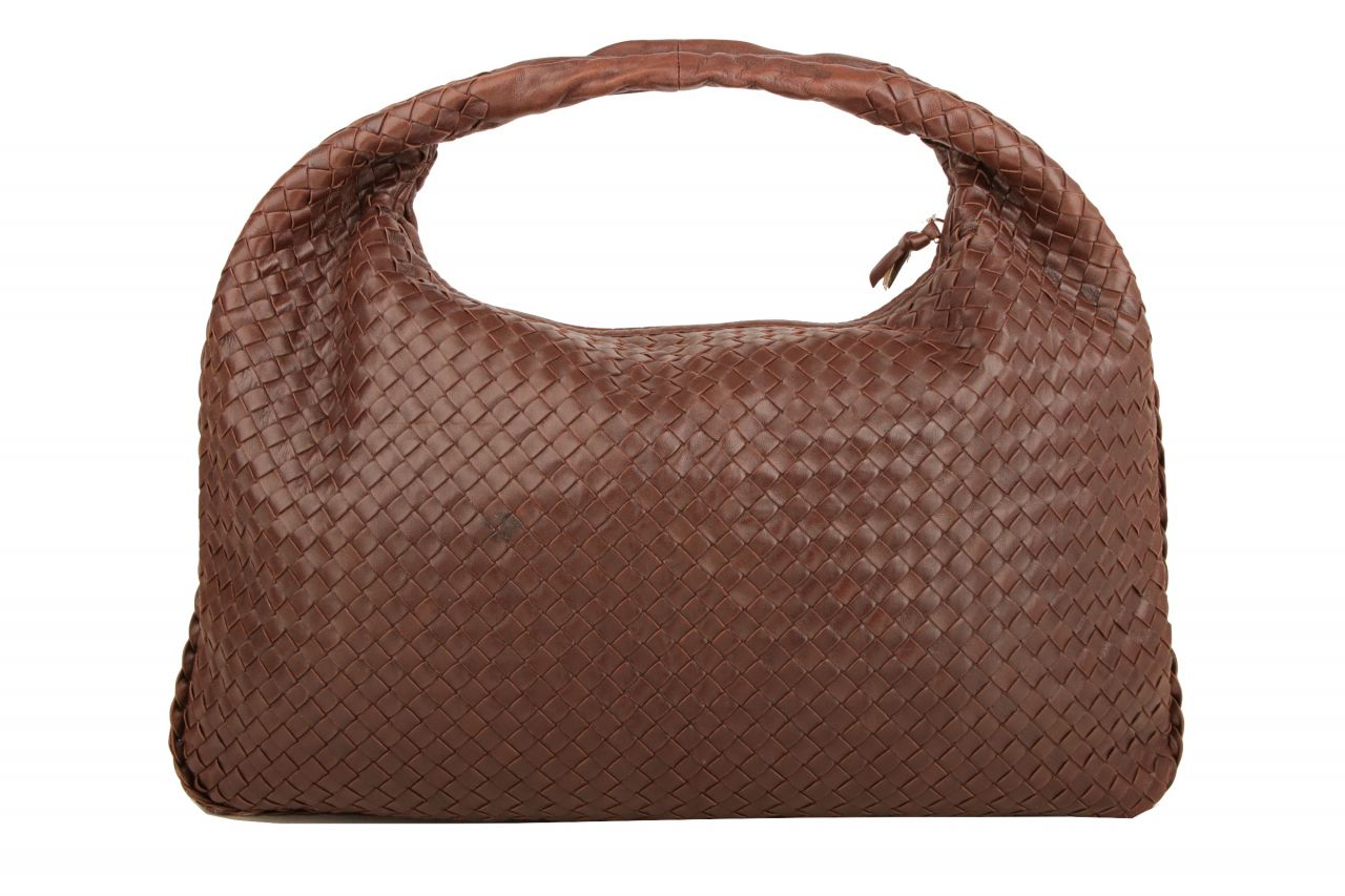 Bottega Veneta Intrecciato Large Brown