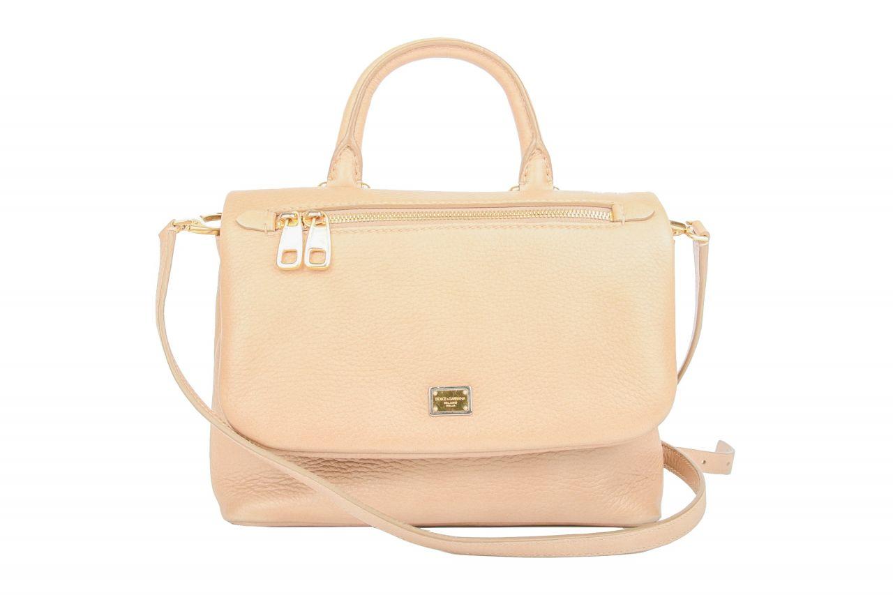 Dolce & Gabbana Handtasche Beige
