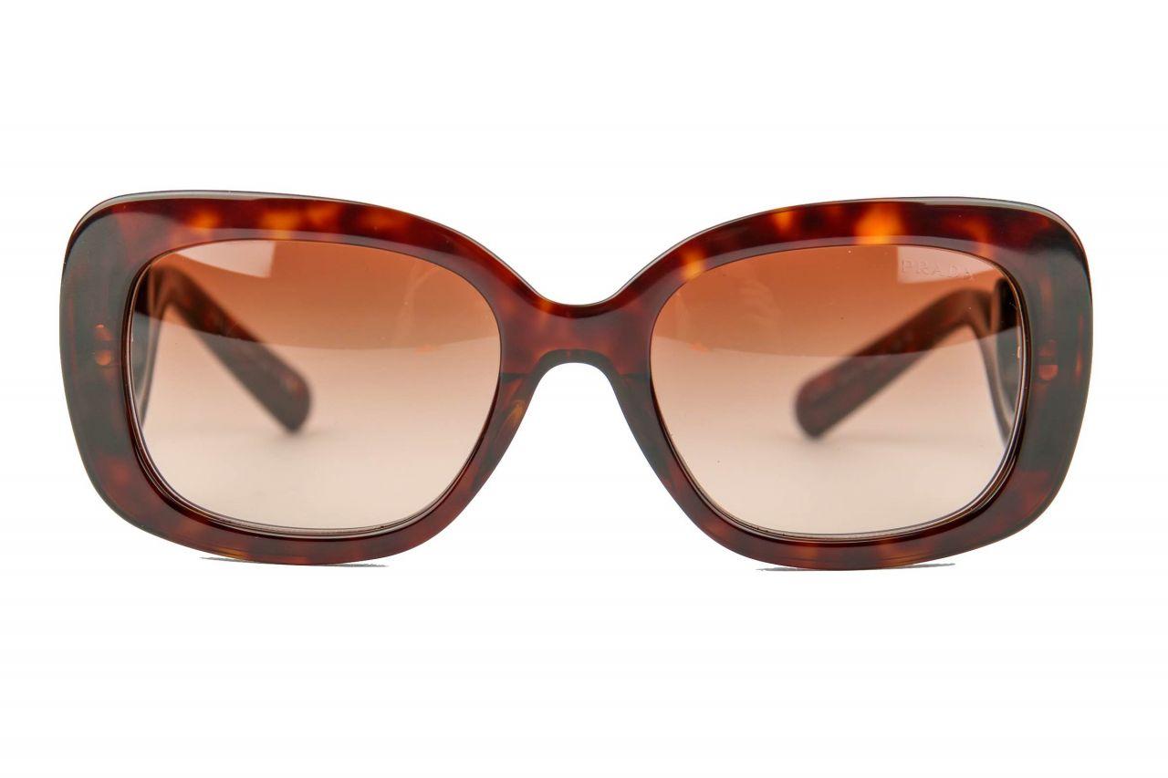 """Prada Sonnenbrille """"Minimal Baroque"""" Braun"""