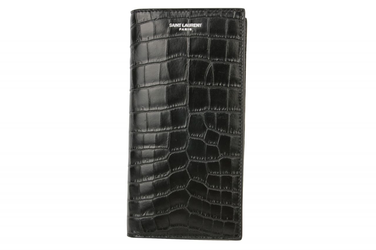 Saint Laurent Wallet Schwarz