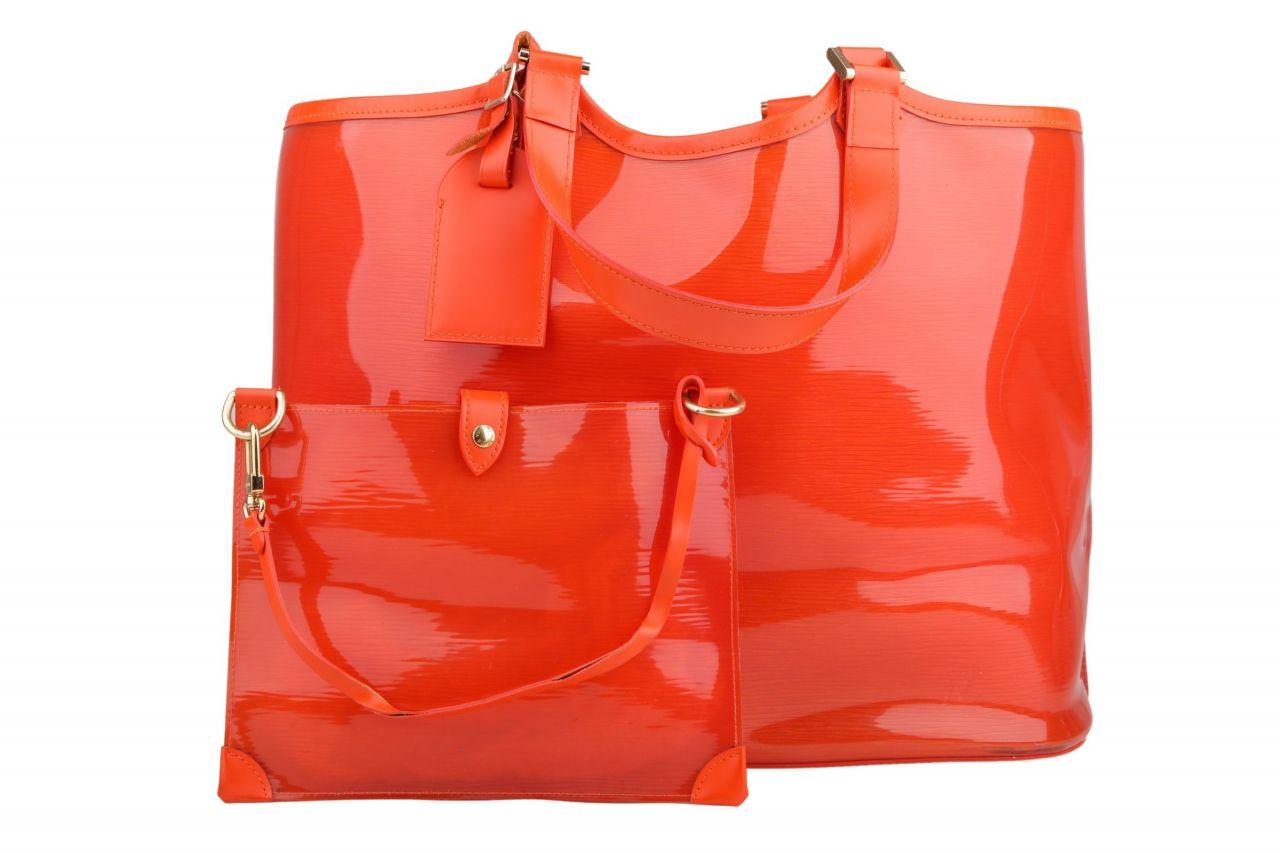 Louis Vuitton Lagoon Bay GM Limited Orange