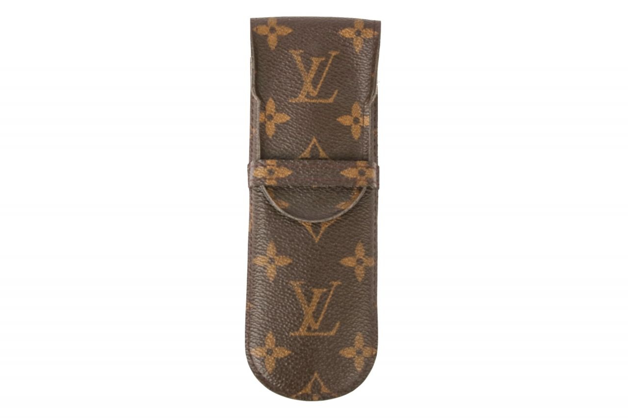 Louis Vuitton Brillenetui Monogram Canvas