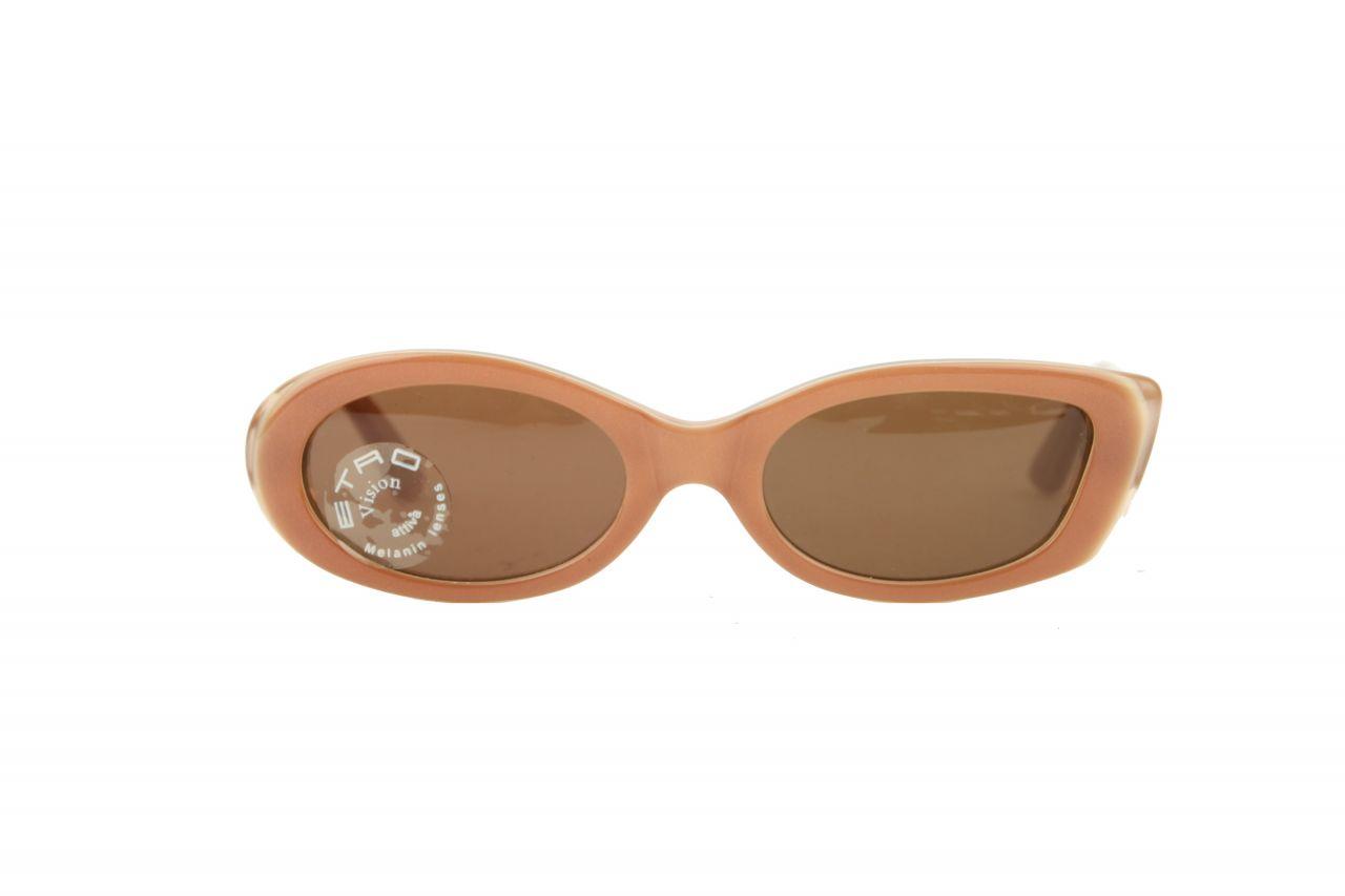 Etro Sonnenbrille SE9705 Kupfer