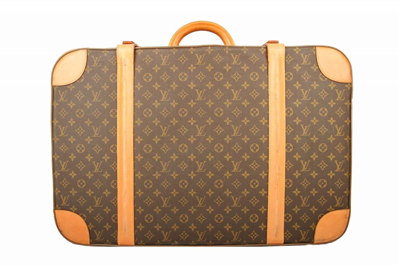 Louis Vuitton Stratos 70 Koffer Monogram Canvas
