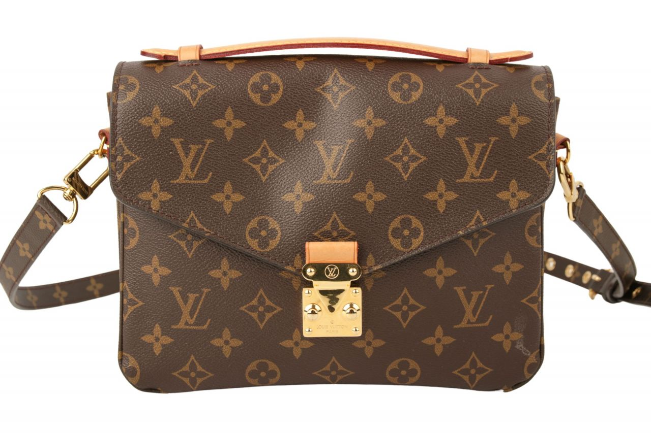 Louis Vuitton Pochette Métis Monogram Canvas