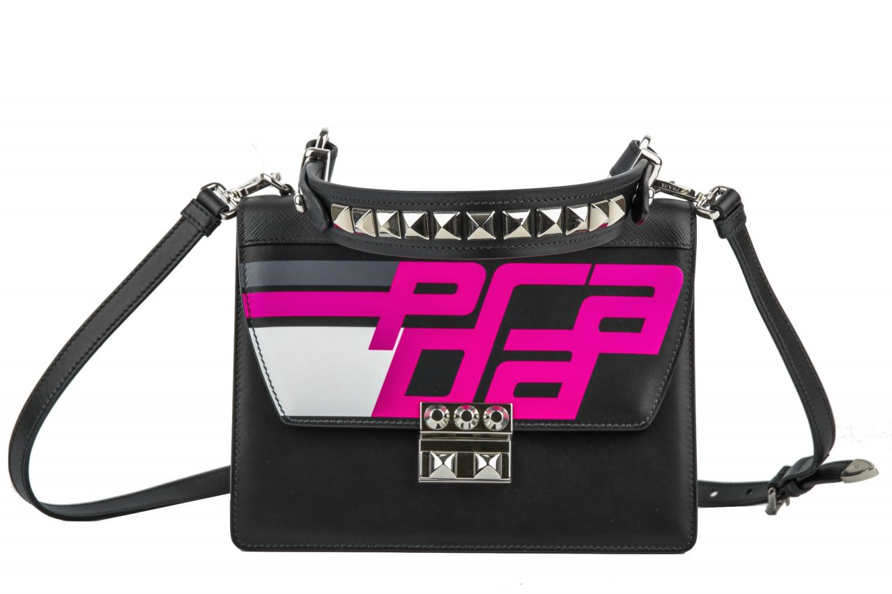 Prada Elektra Shoulder Bag