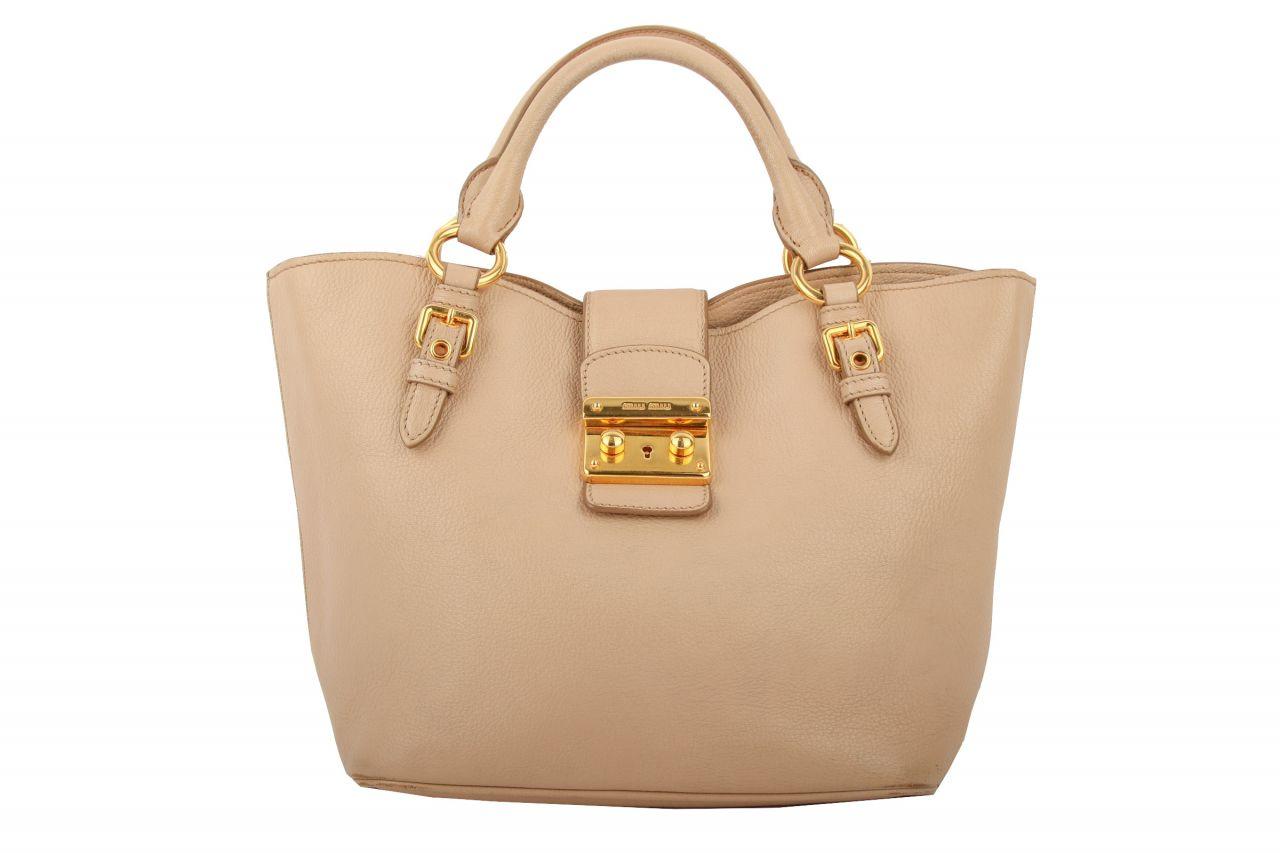 Miu Miu Tote Bag Rosa
