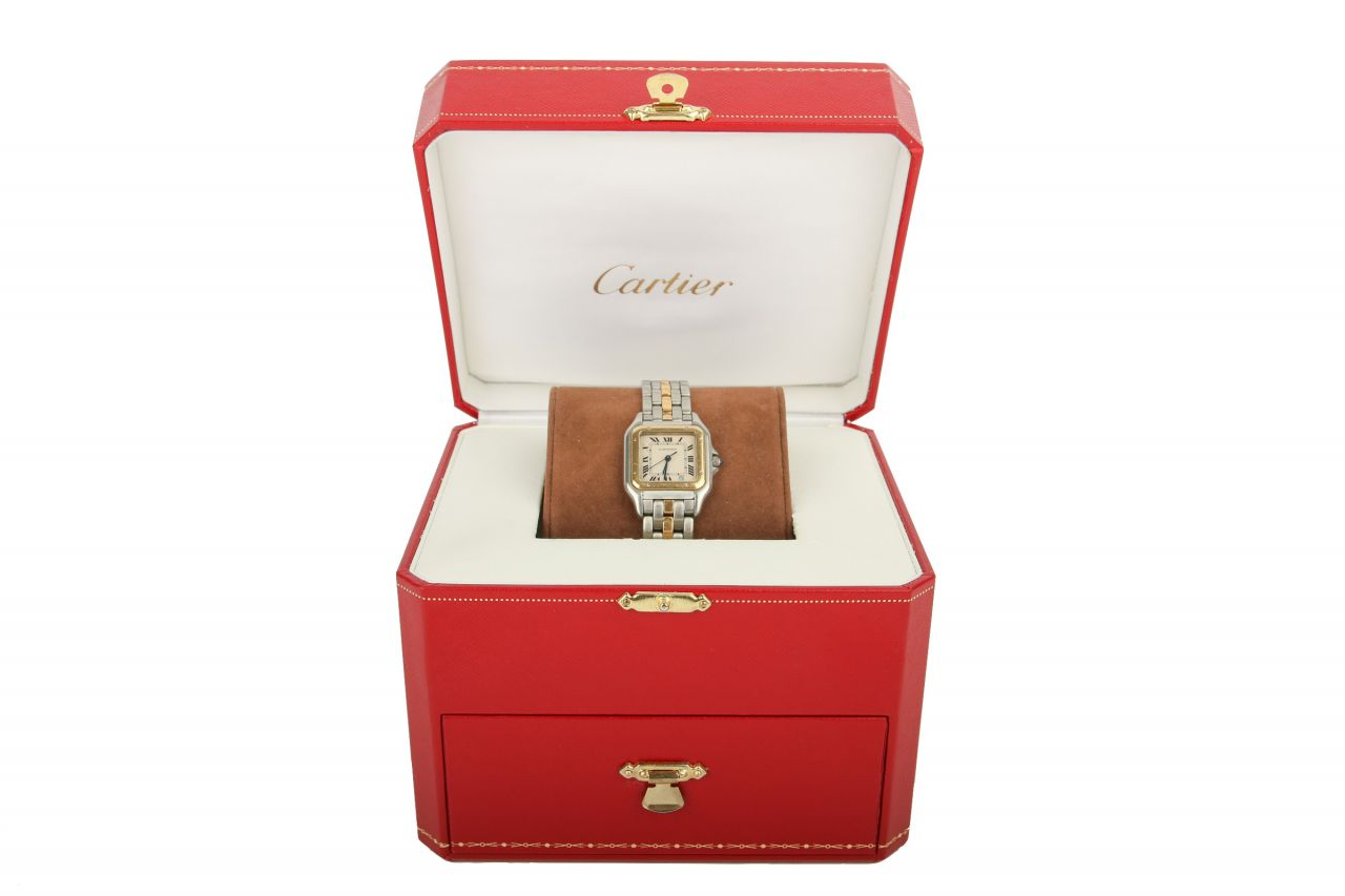 Cartier Panthère Medium Uhr