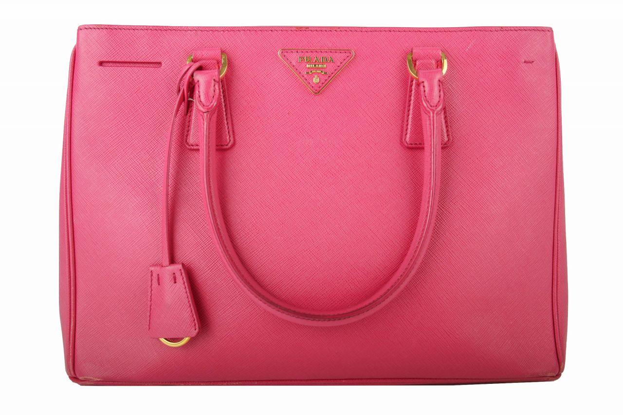 Prada Galleria Medium Pink