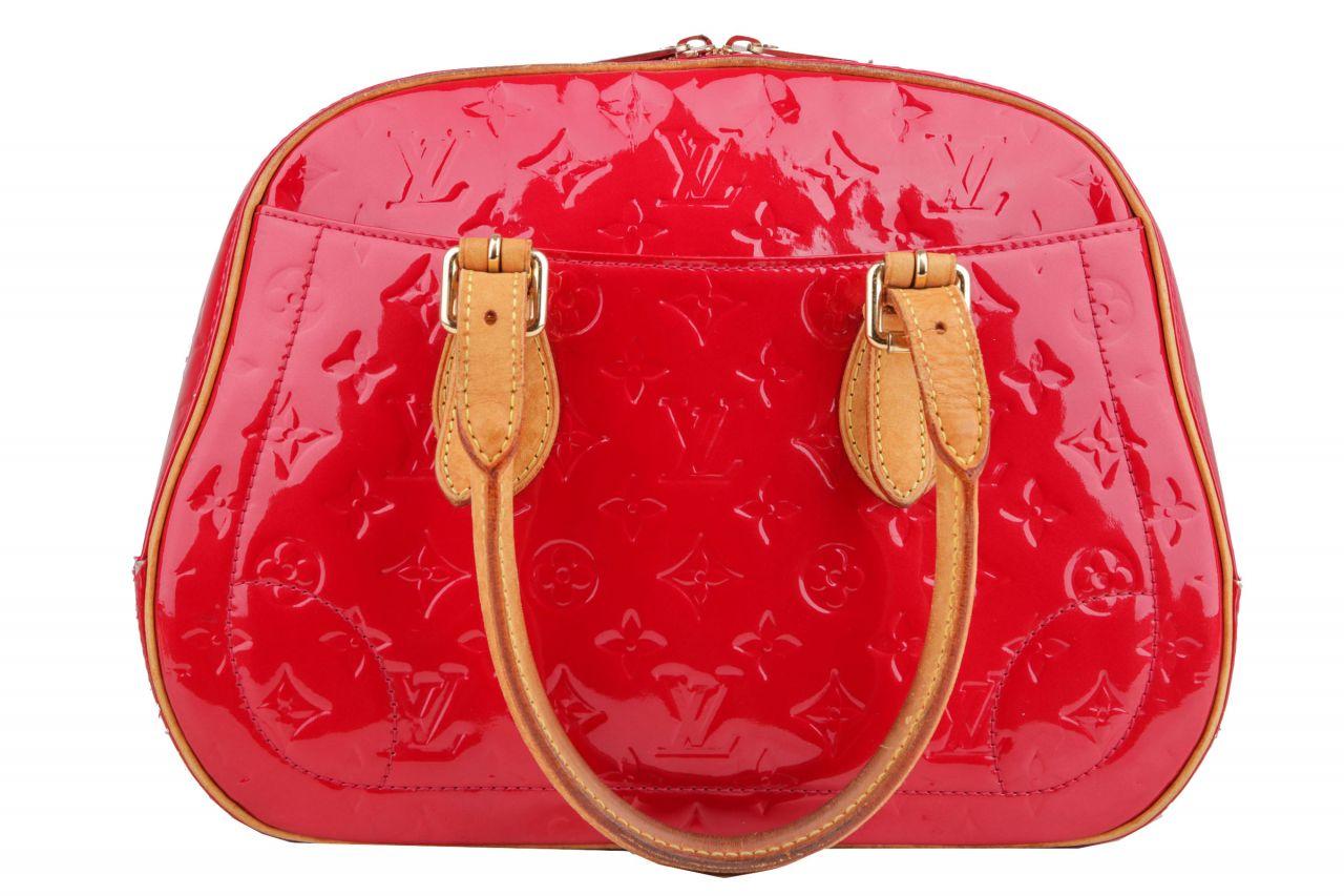 Louis Vuitton Summit Drive Bag Vernis Rot