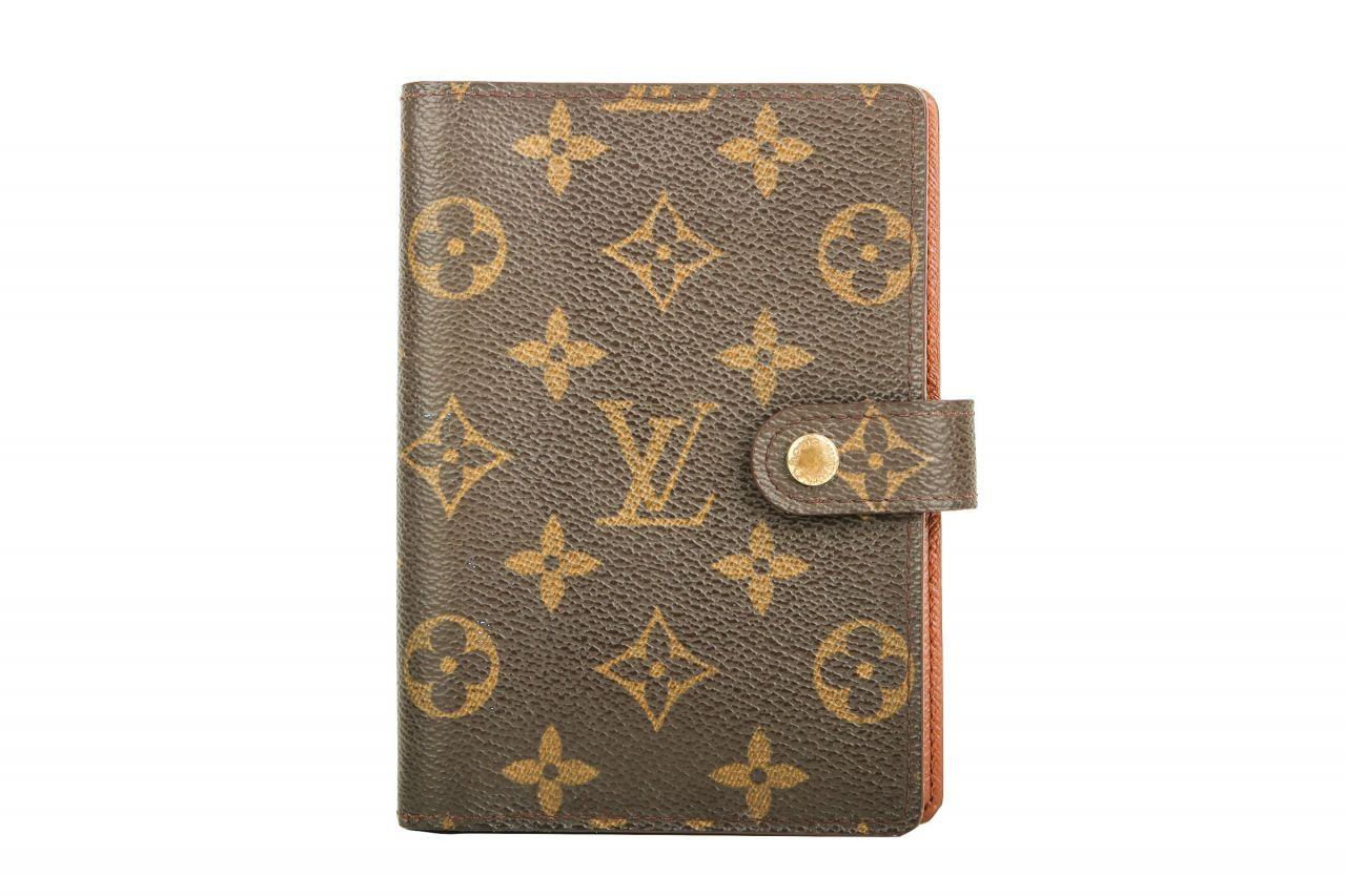 Louis Vuitton Agende Fonctionnel PM