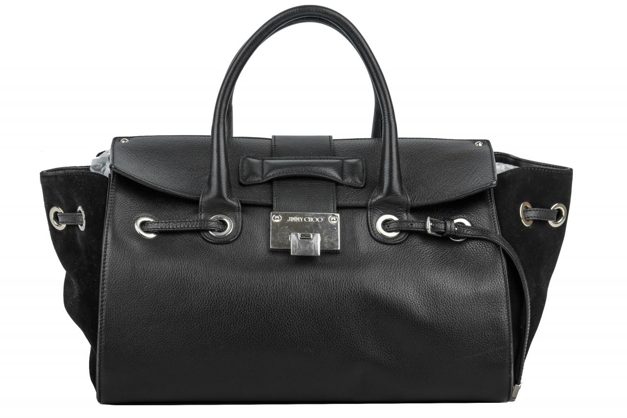 Jimmy Choo Rosalie Bag Black