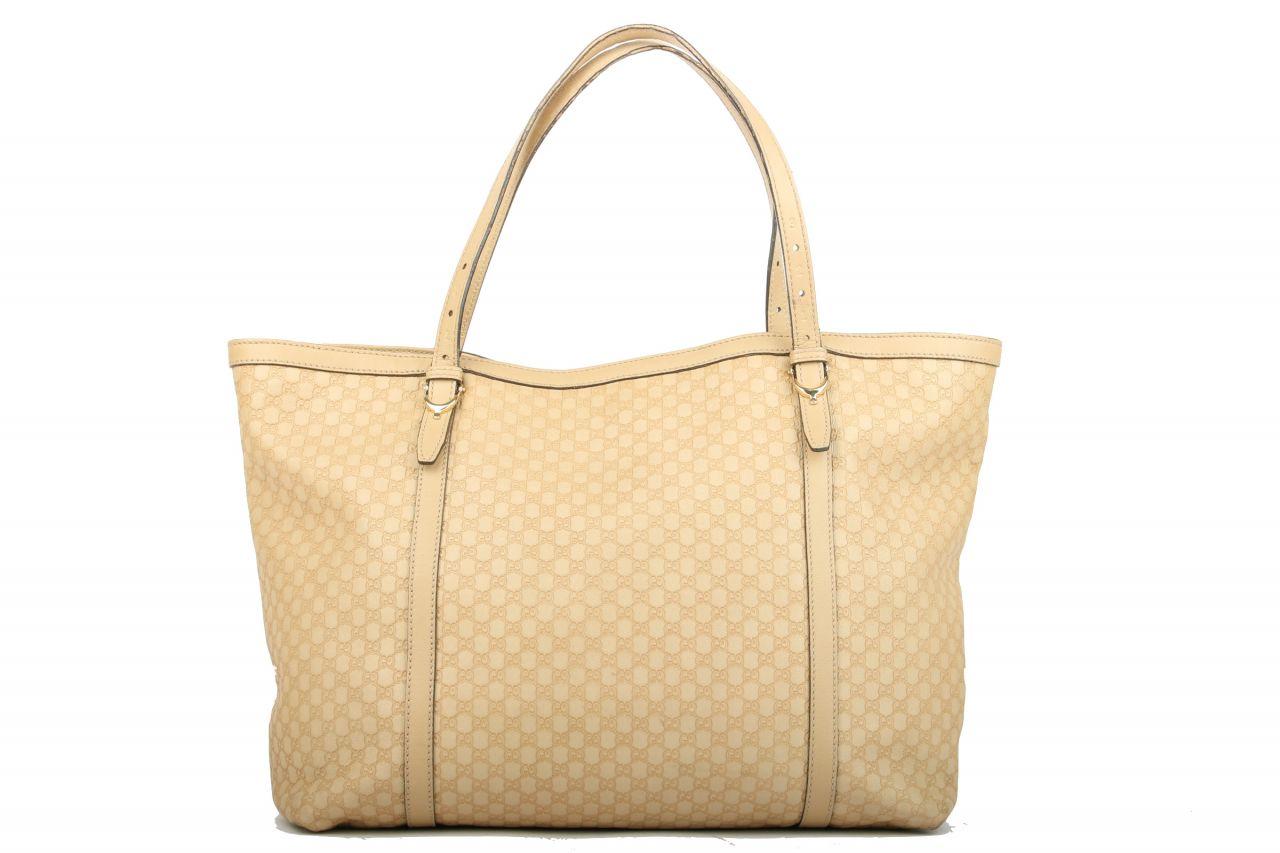 Gucci Shopper Beige