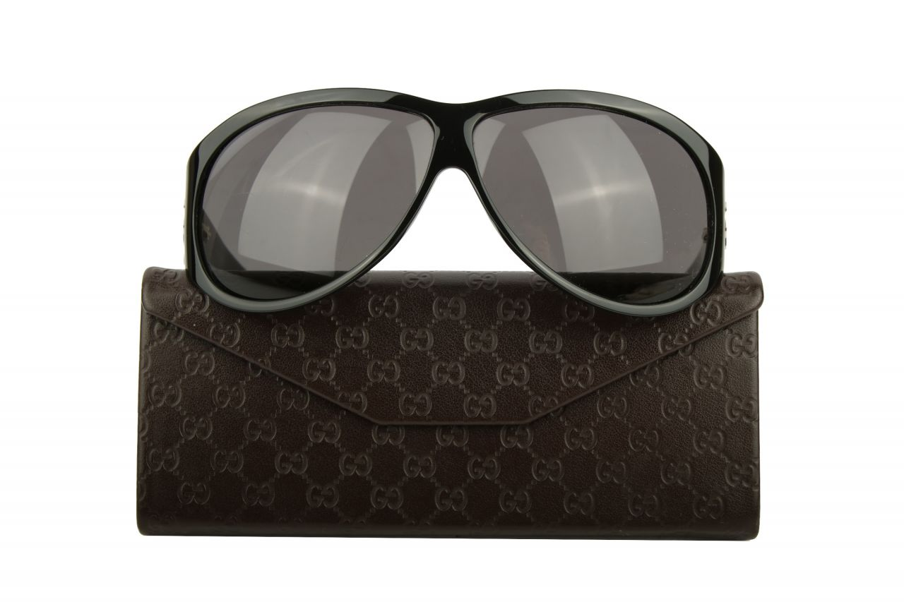 """Gucci Sonnenbrille """"GG 2536"""" Schwarz"""