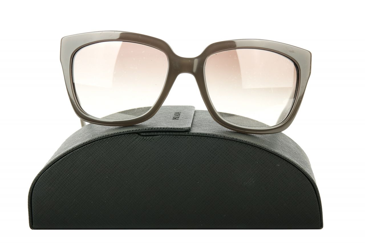 Prada Sonnenbrille Grau