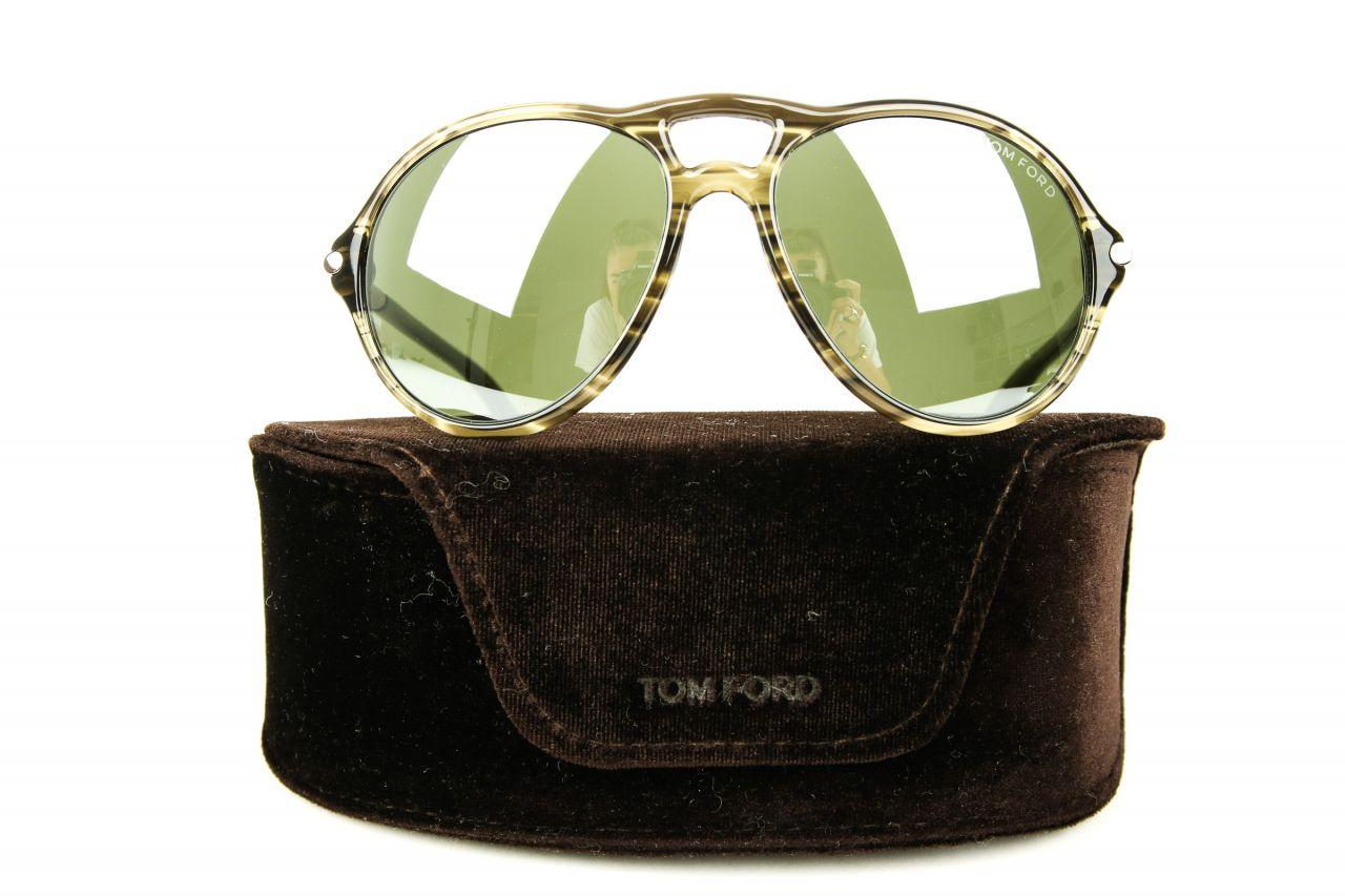Tom Ford Sonnenbrille Jasper Grün