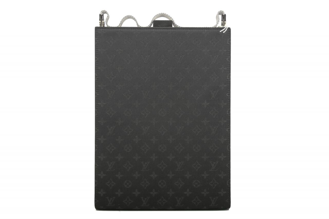 Louis Vuitton Ange GM Mini Lin Black Monogram