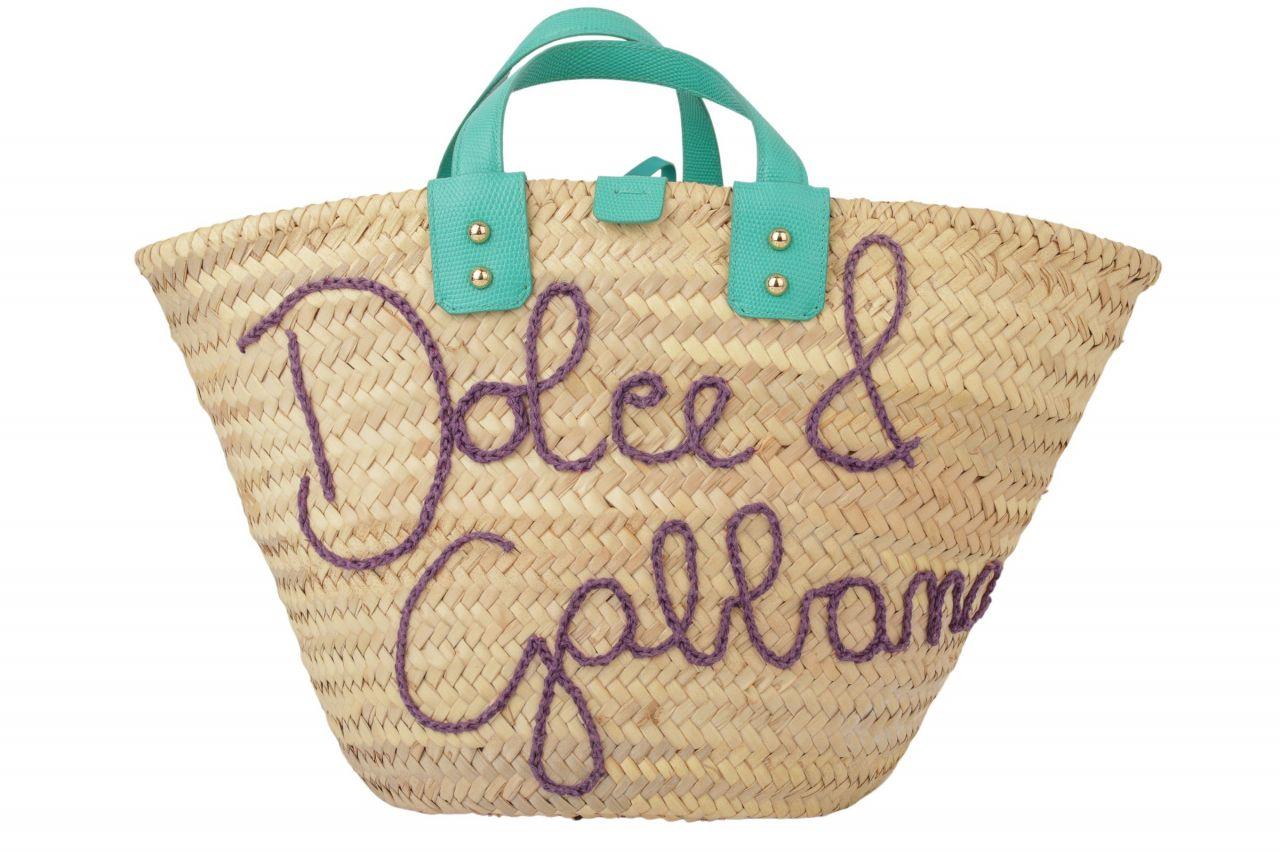 Dolce & Gabbana Kendra Korbtasche