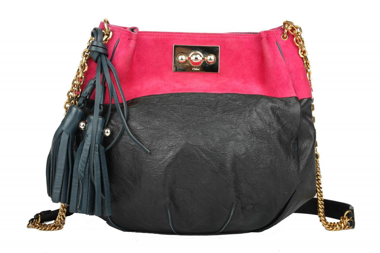Chloé Bucket Bag Schwarz
