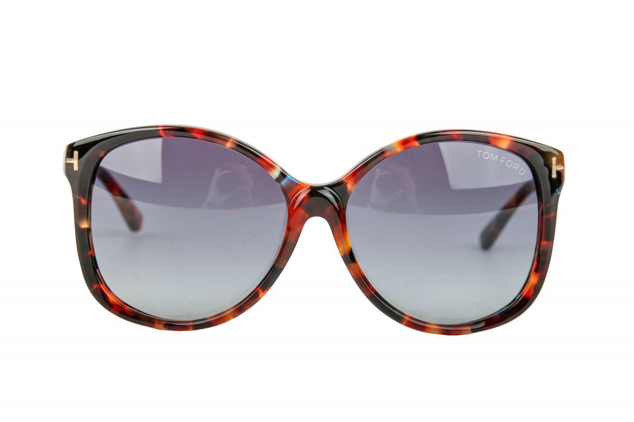 Tom Ford Sonnenbrille Braun