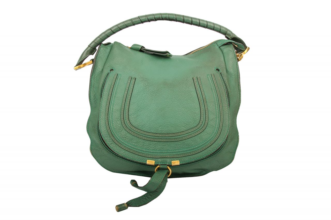 Chloé Marcie Hobo Bag Grün