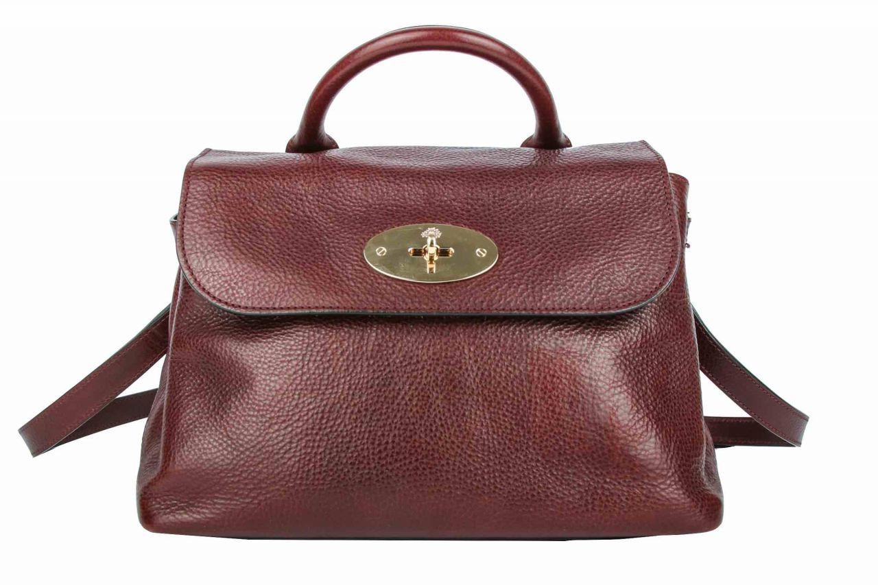 Mulberry Bag Bordeaux