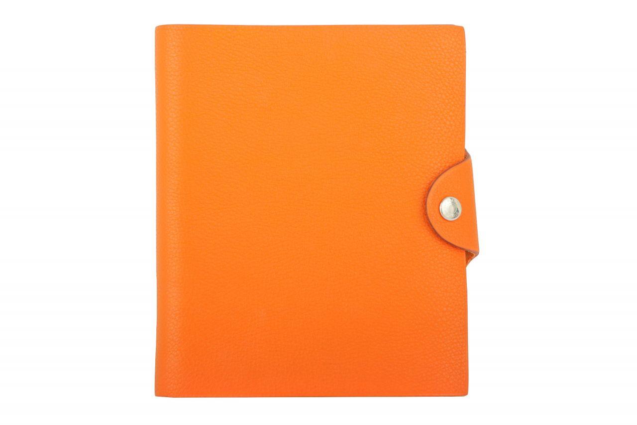 Hermès Heftumschlag Ulysse PM Orange