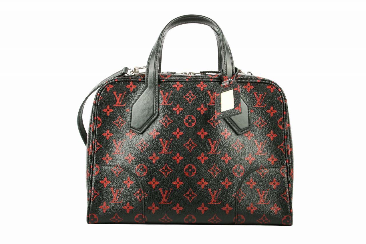 Louis Vuitton Limited Edition Dora Monogram Infrarouge