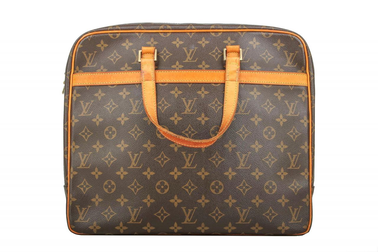 Louis Vuitton Porte Documents Pegase Business Tasche Monogram Canvas