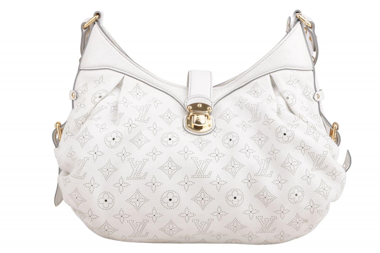 Louis Vuitton Mahina XS Blanc
