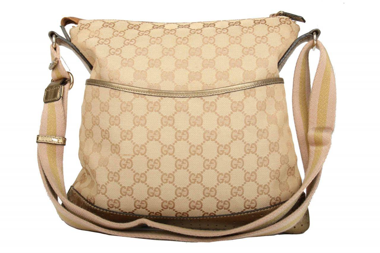 Gucci GG Supreme Guccissima Cross Body Tasche