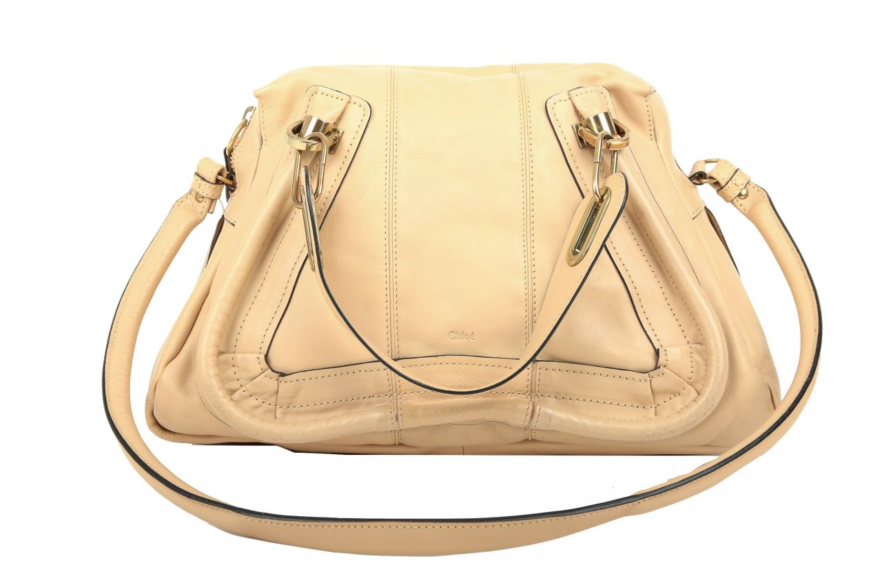 Chloé Paraty Medium Beige