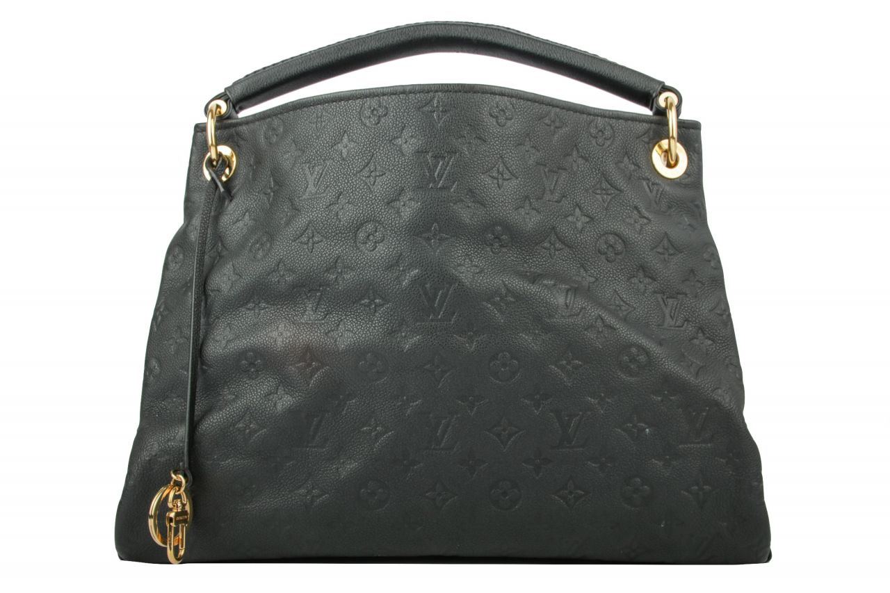 Louis Vuitton Artsy MM Empreinte Schwarz