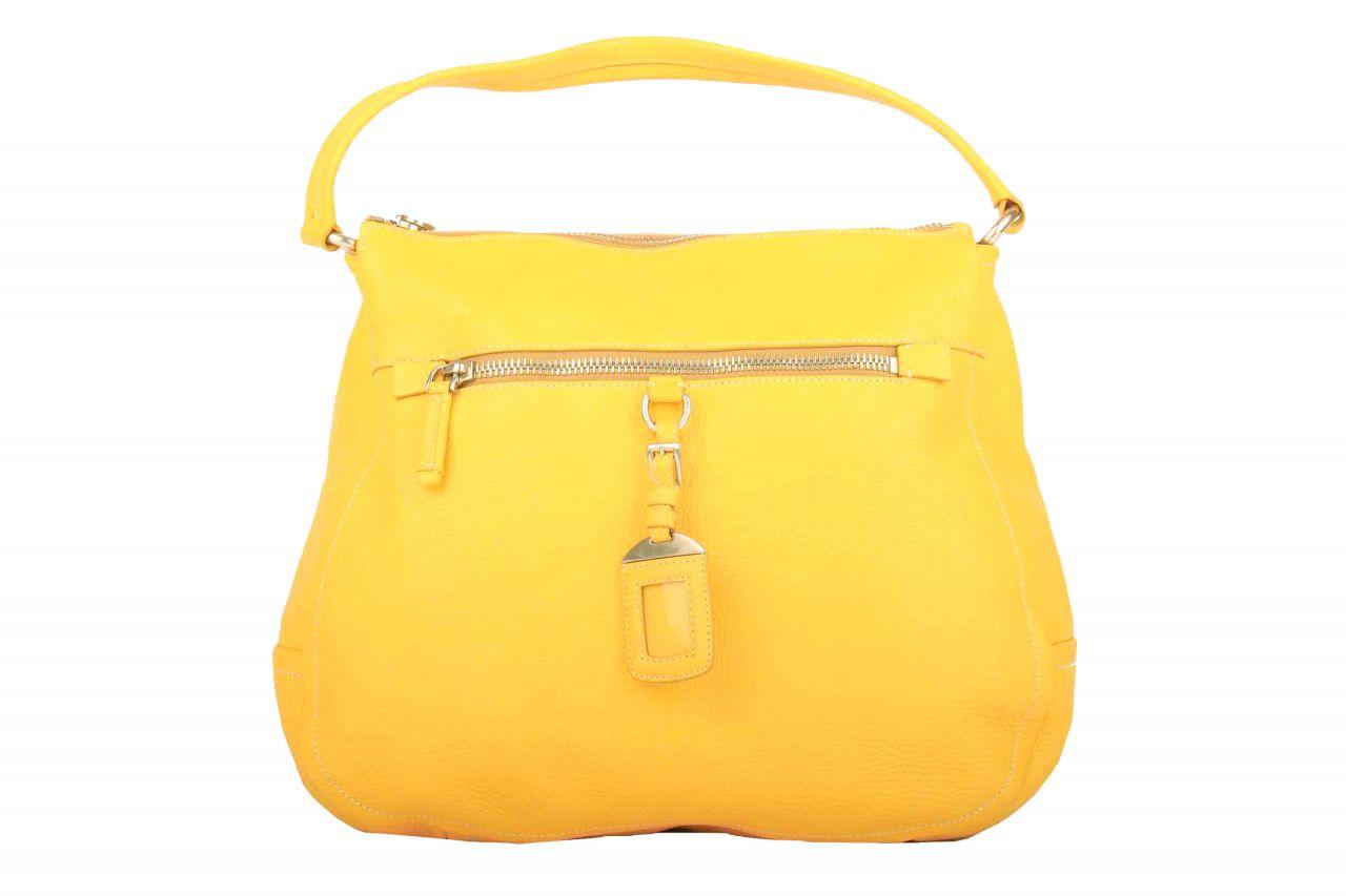 Prada Shopper Gelb