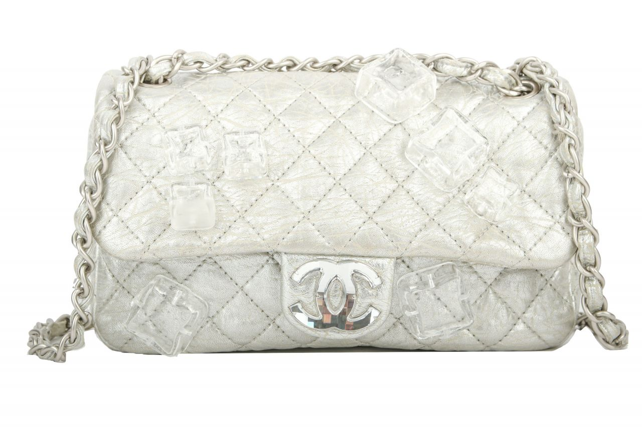 Chanel Classic Flap Ice Cube Bag