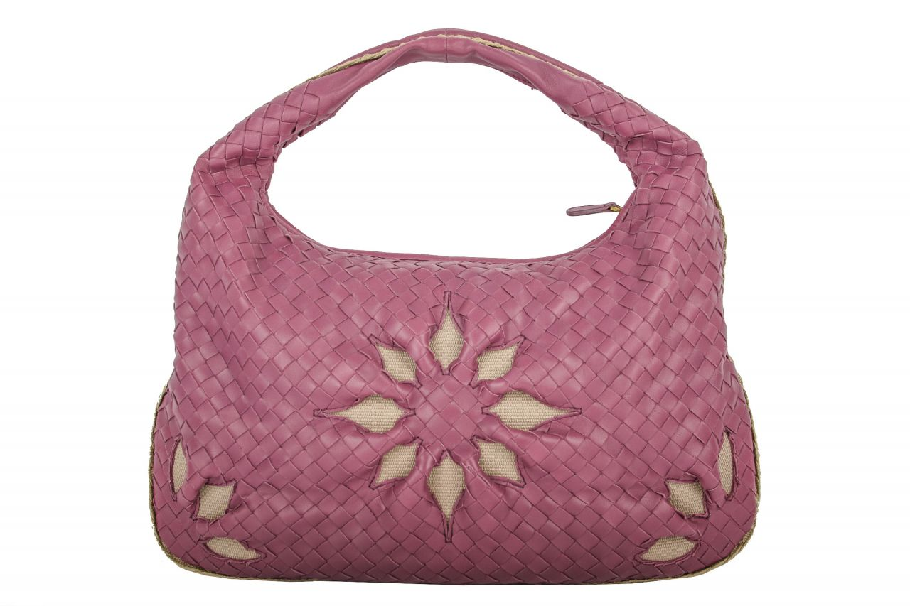 Bottega Veneta Intrecciato Medium Lila Bicolor Limited Edition