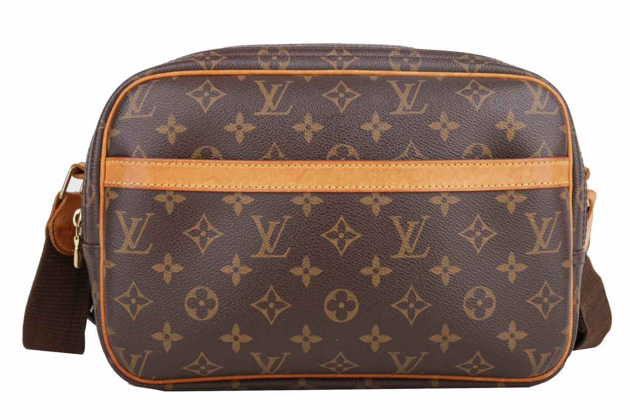 Louis Vuitton Reporter Bag Monogram Canvas