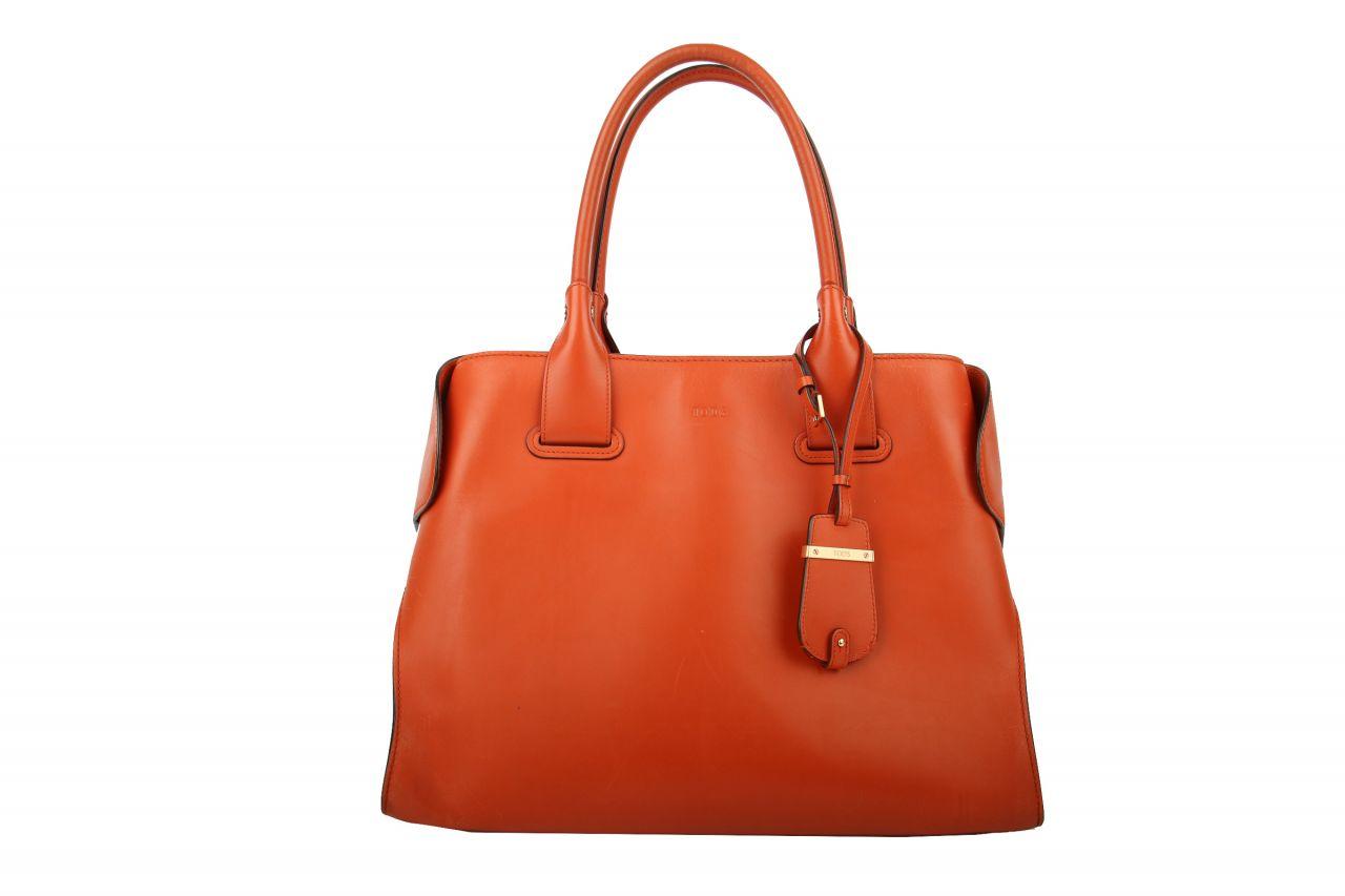 Tod's Handtasche Orange