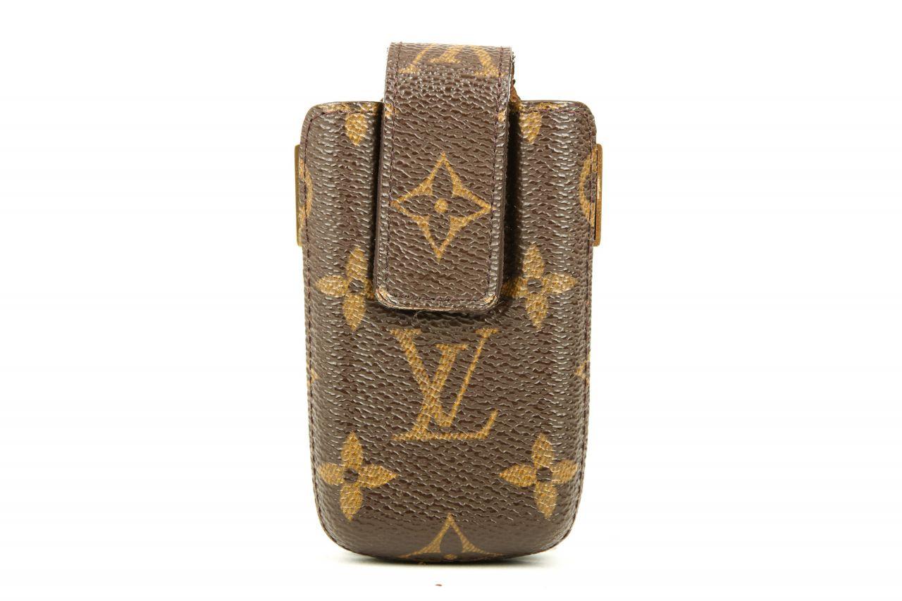 Louis Vuitton Handy Case Monogram Canvas