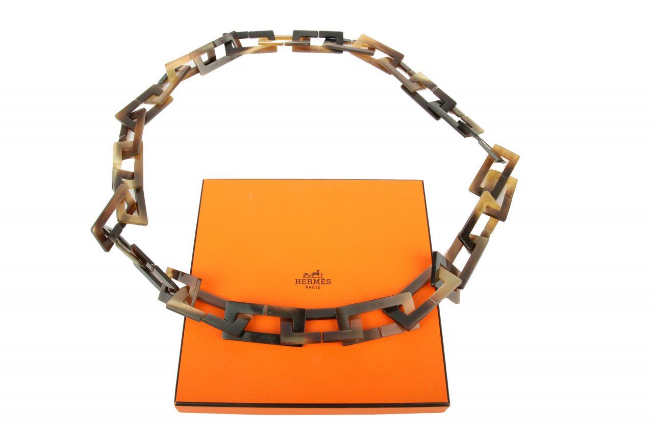 Hermès Chain Brown