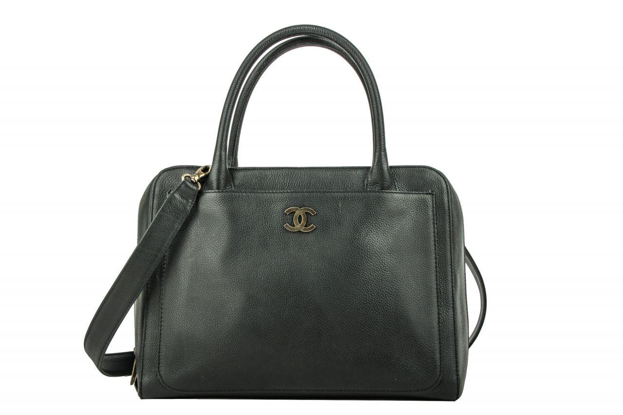 Chanel Tote Bag Schwarz