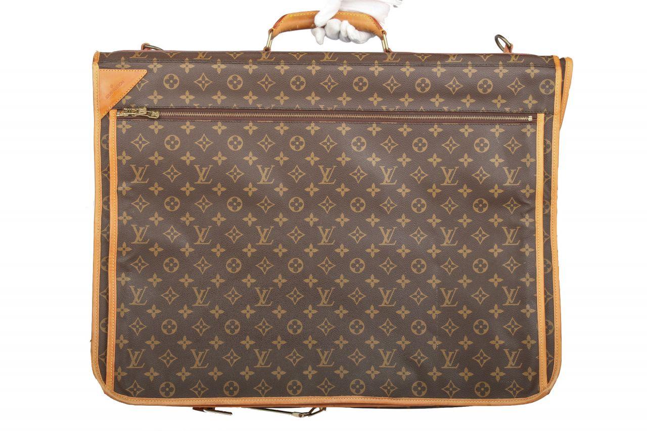 Louis Vuitton Kleidersack Monogram Canvas