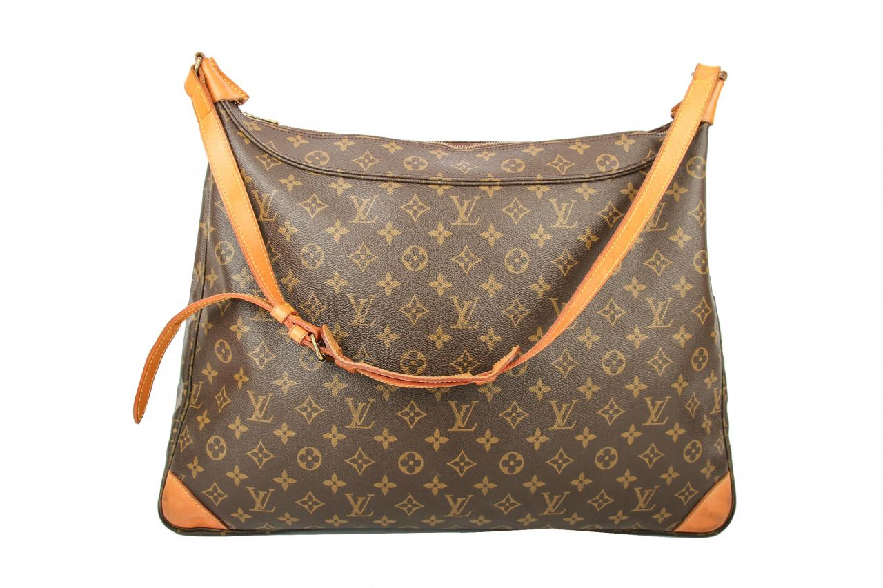 Louis Vuitton Boulogne 50 Monogram Canvas