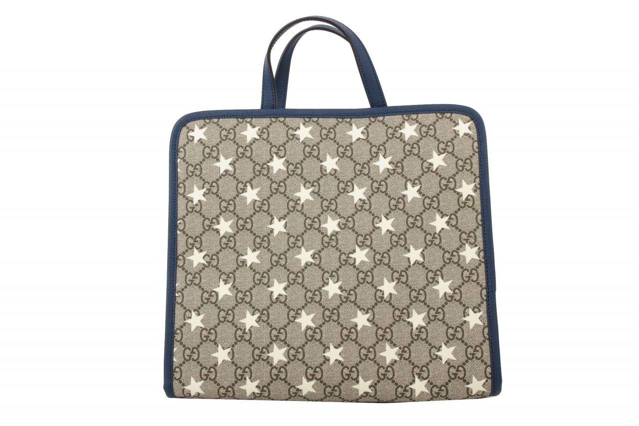 Gucci Handtasche Guccissima Canvas Sternenprint