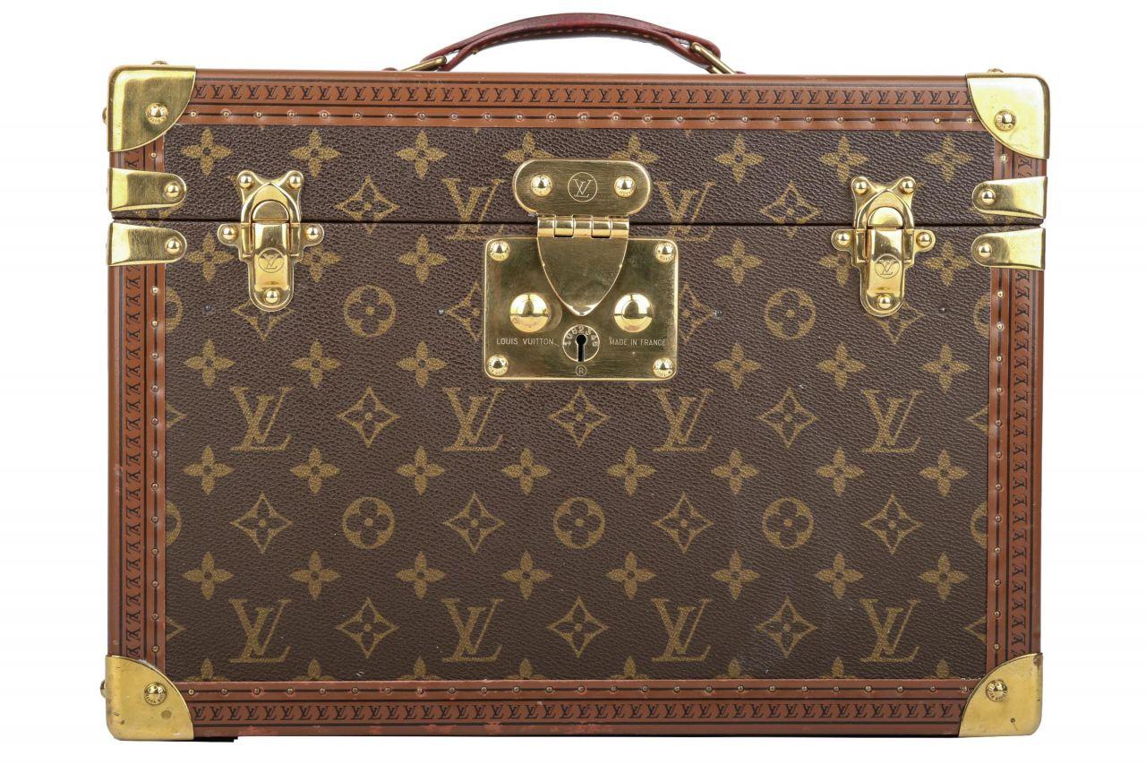 Louis Vuitton Kosmetikkoffer Monogram Canvas